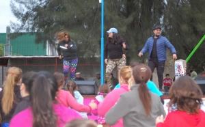 Encuentro de Coreografía y Baile Urbano
