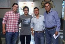 Alumnos participaron del Programa Argentina Legisla