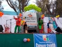 Los chicos curuzucuateños festejaron su día