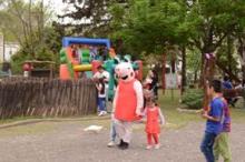 Festejos por la primavera en el Parque Mita Rorí