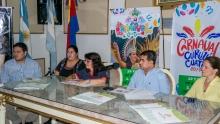 Lanzamiento oficial del Carnaval Curuzucuateño 2019
