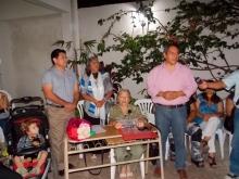 Finalizó el primer año del curso de guaraní