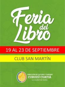 Programa de actividades de la Feria del Libro