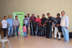Desarrollo y Acción Social entregaron elementos de trabajo a 23 ladrilleros