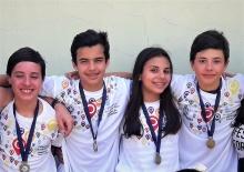 """Curuzucuateños en lo más alto: Jóvenes de nuestra ciudad clasificaron para los Juegos Nacionales """"Evita"""""""