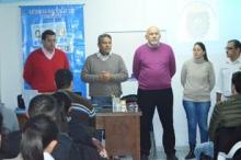 El Intendente Domínguez lanzó el curso de inspectores