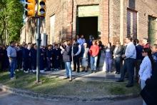 El Municipio inauguró semáforos en Irastorza y Posadas