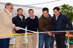 Tras años de postergación Irigoyen inauguró la Escuela Municipal de Oficios