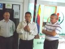 Inauguraron una sub sede de la Defensoría del Pueblo