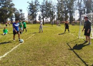 ESTUDIANTINA 2018: Campeonato de fútbol