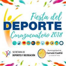 Se viene la Fiesta del Deporte Curuzucuateño 2018