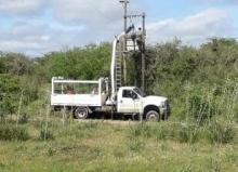 El intendente trajo un transformador eléctrico para el Paraje Sarandí