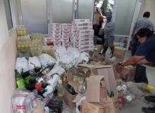 Desnaturalización y destrucción de productos en mal estado