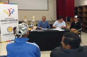 Avanza el Torneo Municipal Interárea de Fútbol