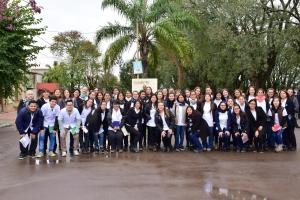 El Municipio acompañó los actos por el día del maestro