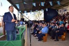 El intendente Irigoyen presente en la 97° Expo Rural de Curuzú Cuatiá