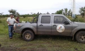 El Municipio solucionó falta de agua en Paraje Basualdo