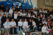 Comenzó la séptima Feria del Libro Curuzucuateño