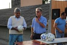 Se realizó con éxito el encuentro de fútbol femenino organizado por el Concejo Deliberante