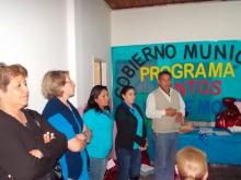 "Programa Municipal ""Juntos Podemos"""