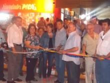 Se inauguró un tramo de calle Isabel La Católica