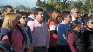 El Intendente Irigoyen participó de la procesión a Maria Auxiliadora