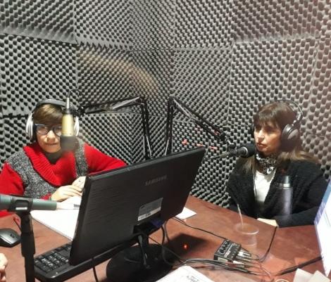 """Graciela Quintana: """"Estamos conformes con la respuesta de los puesteros en el Festival"""""""