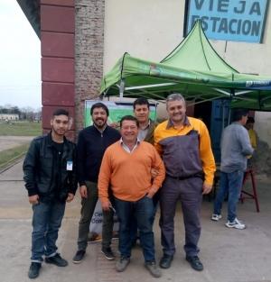 Garrafa social Curuzú: Se distribuyeron 117 cilindros