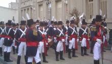 La Banda del Regimiento Patricios llega a Curuzú Cuatiá