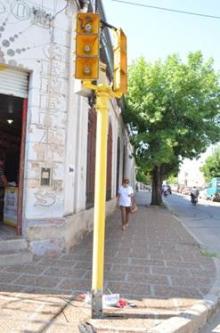 Reparación de semáforos