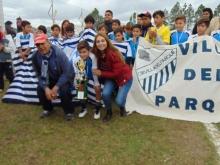 Acompañando a las divisiones formativas de fútbol