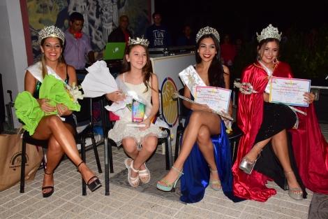 Gran noche de coronación del carnaval curuzucuateño 2020