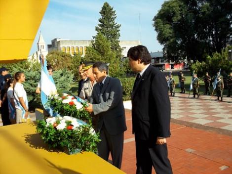 234º Aniversario del natalicio del Gral. José de San Martín