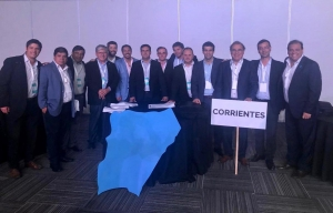 El intendente Irigoyen participó del Segundo Encuentro Nacional de Intendentes