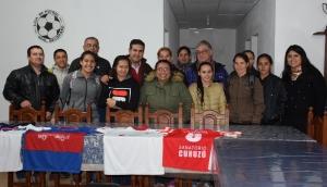 Fuerte impulso del Municipio al Fútbol femenino