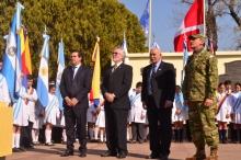 Curuzú homenajeó al General San Martín