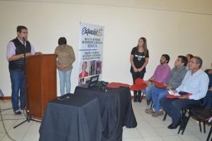 """La Comuna destacó la presentación de """"Extendidos"""" por  una sociedad más inclusiva"""