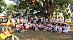 Presencia Municipal en el Cierre de la Colonia de Vacaciones del EIPA