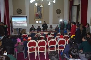 Lanzamiento oficial del programa municipal de separación de residuos en origen