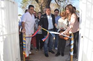 Nuevas Obras en Centro de Salud Municipal