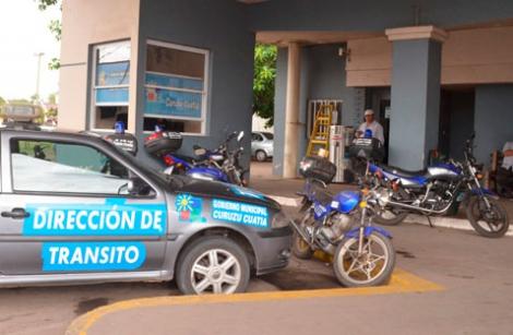 Controlar es cuidar: La Dirección de Tránsito estará realizando operativos en toda la ciudad