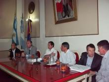 Directivos del Banco Hipotecario presentaron el PROCREAR