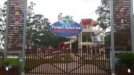 Por tareas de mantenimiento cierran el Parque Acuático