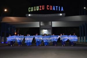 Comenzaron los actos previos por el 210° aniversario de Curuzú Cuatiá