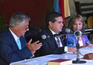 El intendente José Irigoyen dejó inaugurada las sesiones ordinarias del Honorable Concejo Deliberante