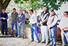 """El Municipio homenajeó a Don Edgar Estigarribia """"el poeta del Guarán"""""""