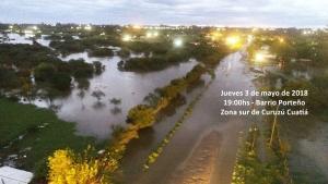 """""""Es imperiosa la necesidad de la canalización de los arroyos"""""""