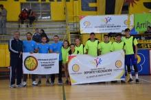 Estudiantina 2019: Una vibrante jornada deportiva