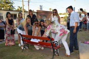 El intendente Irigoyen acompañó los actos en conmemoración al día internacional de la mujer