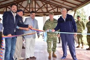 Presencia municipal en la inauguración de la 97° Expo Rural de Curuzú